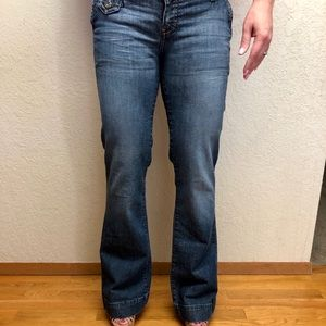 Guess Stretch Flare Jeans